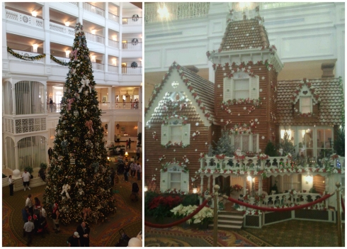 Grand Floridian Holidays