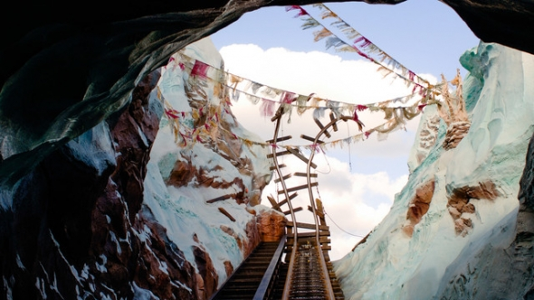 Expedition Everest - Image ©Disney