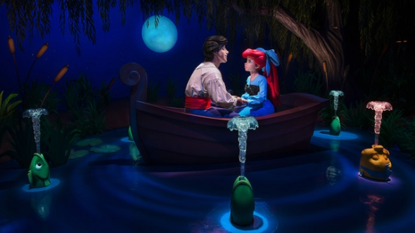 The Journey of the Little Mermaid - Image © Disney
