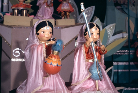 """it's a small world"" dolls"