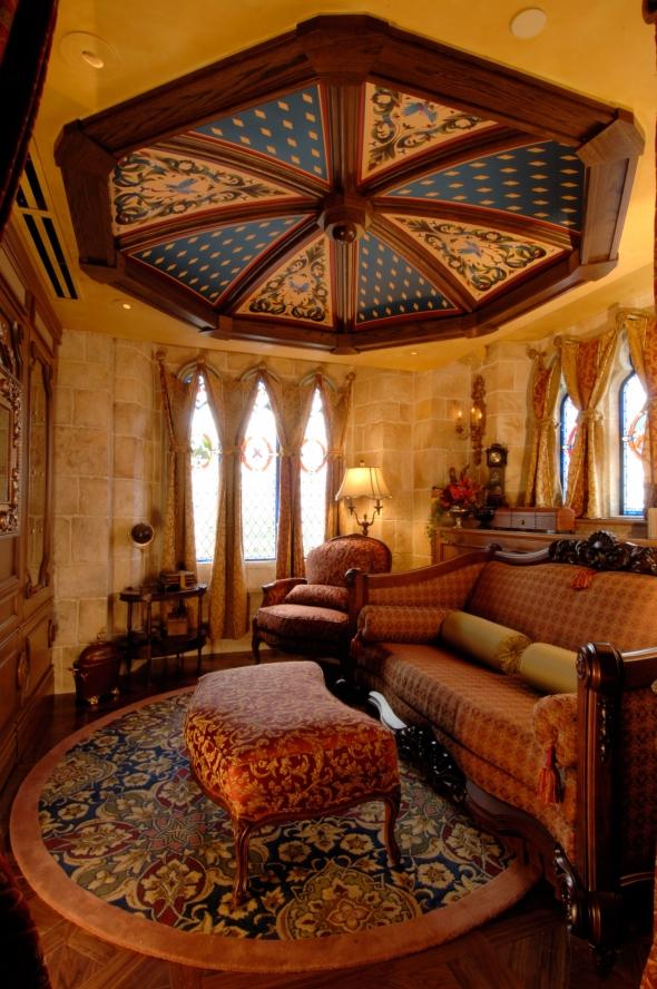 Castle salon