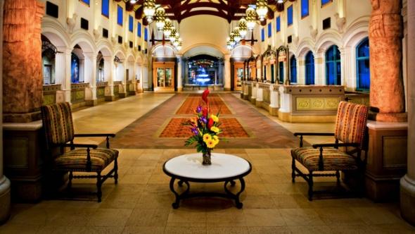 Coronado Springs Lobby