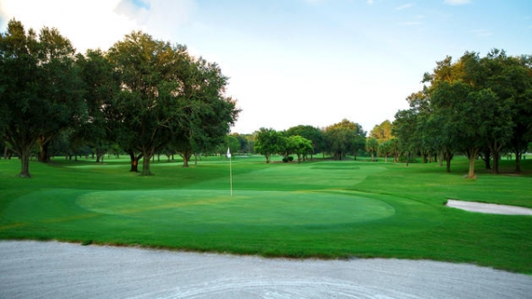 Oak Trail Golf Course