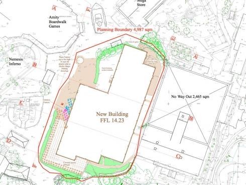 Project Whitechapel plans