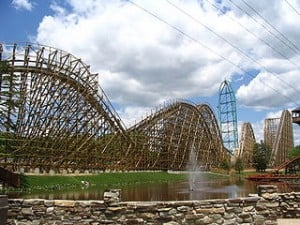 El Toro at Six Flags