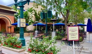 Disney California Adventure Dining