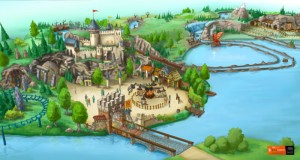 Adventure World Warsaw concept art