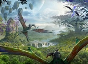 Pandora - World of Avatar concept art
