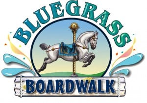 Bluegrass Boardwalk logo