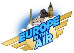 Europe in the Air logo