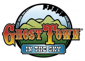 Ghost Town in the Sky logo