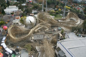 Gold Striker construction image