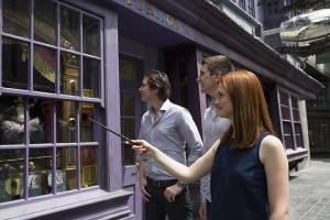 Diagon Alley Interactive Wands