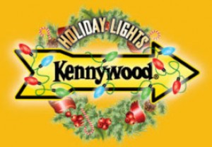Kennywood Holiday Lights in the Park logo