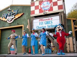 Minnie's Fly Girls Charter Airline