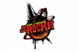 Rockit logo. Image © 2009 Universal Orlando Resort. All Rights Reserved.