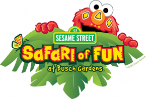 Sesame Street Safari of Fun logo