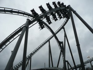 The Swarm at Thorpe Park