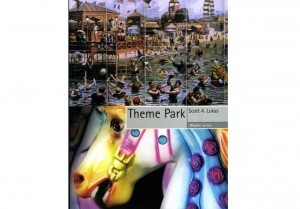 Theme Park by Scott Lukas cover