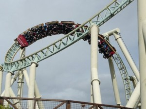 Colossus rollercoaster image