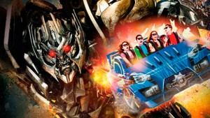 Transformers: The Ride - 3D concept art