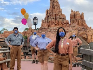 Big Thunder Mountain Cast Members