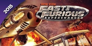 Fast and the Furious Supercharged