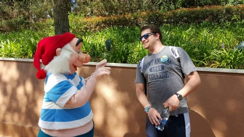 Character meet and greets