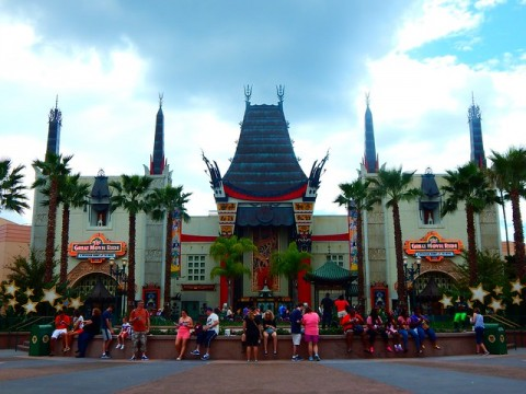 The Chinese Theater at Disney's Hollywood Studios