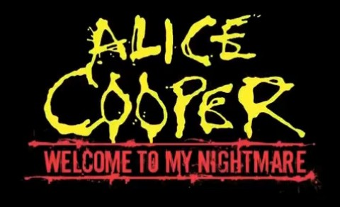 Alice Cooper Welcome to my Nightmare logo