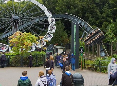 Alton Towers X Sector