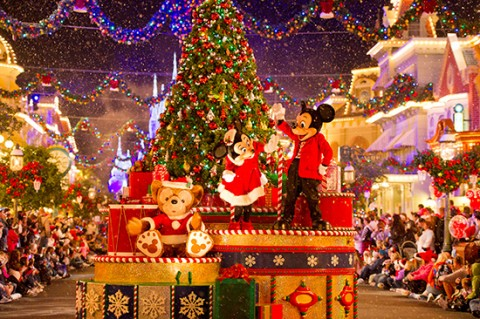 Disney's Very Merry Christmas Parade