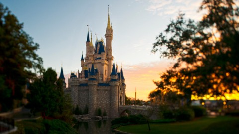 Walt Disney World, Cinderella's Castle