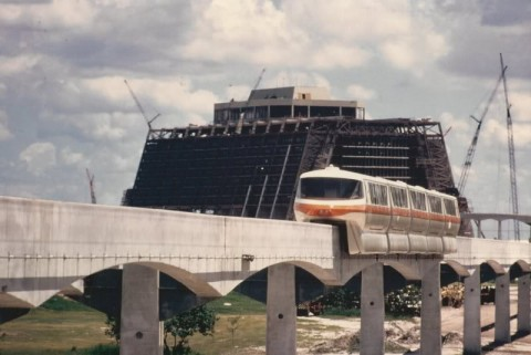 The Contemporary Resort at Disney World