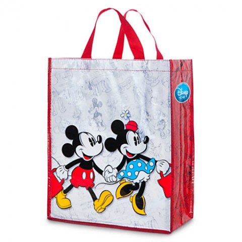 Mickey and Minnie Shopping