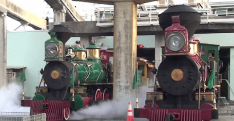 The Magic Behind Our Steam Trains Tour