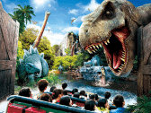Jurassic Park: The Ride River Adventure at Universal Studios