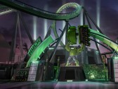 Incredible Hulk's grand entrance