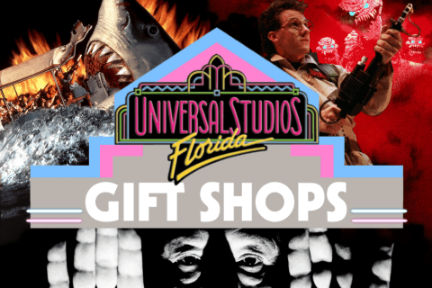 Universal Gift Shop Montage