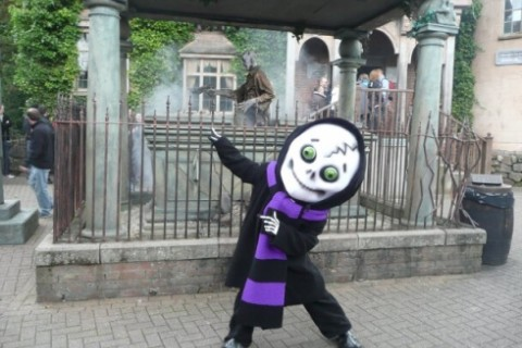 Alton Towers Skelvin image