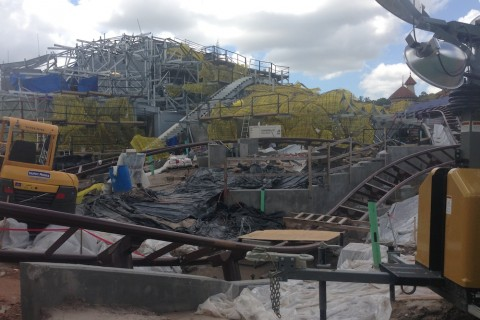 Mine Train July 14