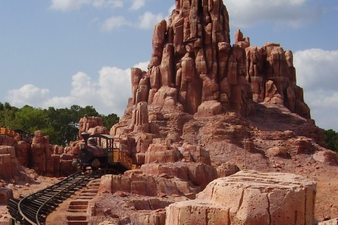 Big Thundermountain Railroad