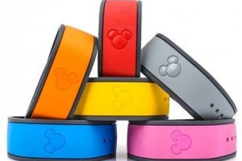 Magic Bands, Disney