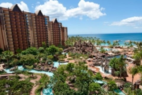 Aulani Resort, Disney