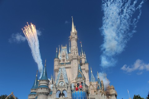 Castle, Walt Disney World