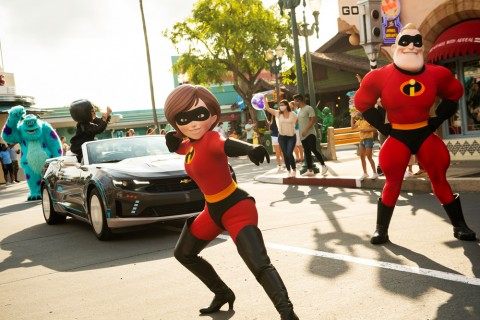 Incredibles Characters