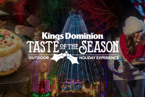 Taste of the season, Kings Dominion