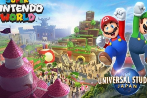 Super Nintendo World, Universal Studios Japan