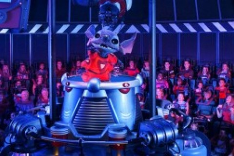 Stitch's Great Escape, Disney