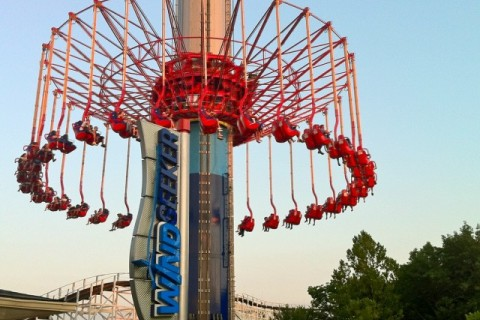 Windseeker, Kings Island